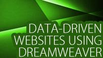 Building Data-Driven Websites with Adobe Dreamweaver