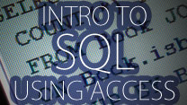 Introduction to SQL (Using Access)