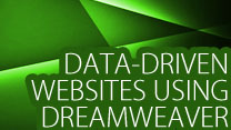 Building Data-Driven Websites with Adobe Dreamweaver