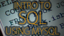 Introduction to SQL (Using MySQL)