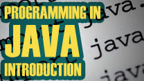Programming in Java - Introduction