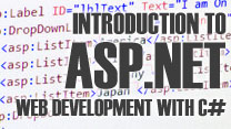 Introduction to ASP.NET Web Development with C#