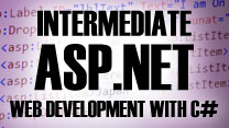 Intermediate ASP.NET Web Development with C#
