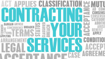 Contracting Your Services