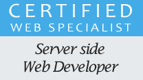 Server Side Web Developer